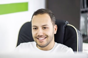Saad Zniber, cofondateur de Yatedo