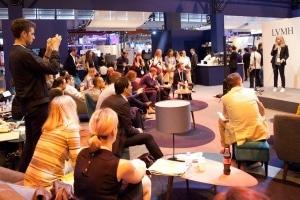 Stand LVMH au salon Viva Technology ©LVMH