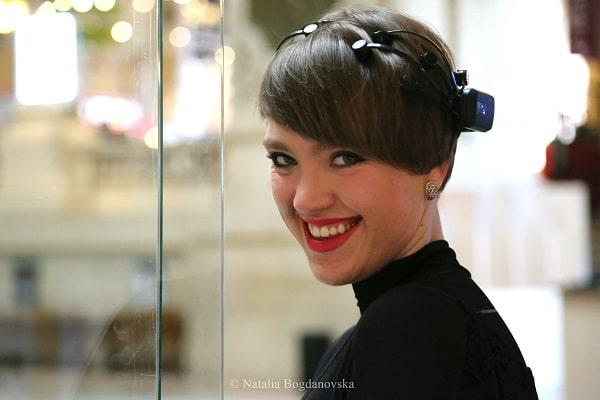 Nataliya Kosmina, fondatrice de Braini. ©Nataliya Kosmina