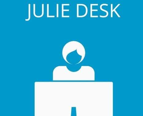 chatbot julie desk