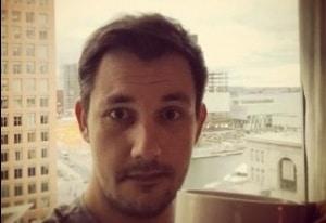 Mickael Soumagnac, fondateur de la startup Cinquième de Couv'