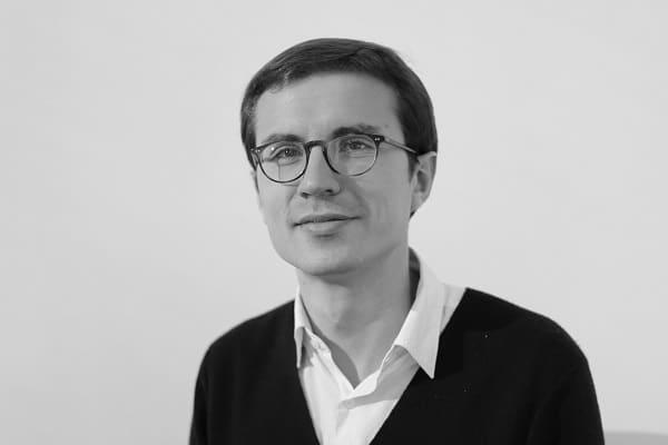 Sylvain Gariel, cofondateur de DNA Script. ©DNA Script