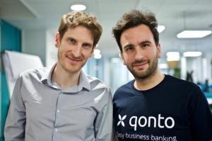 Alexandre Prot et Steve Anavi, co-fondateurs de Qonto ©Qonto
