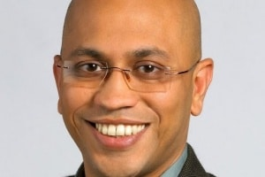 Anoop Dawar, vice-président du marketing produit chez MapR Technologies ©MapR