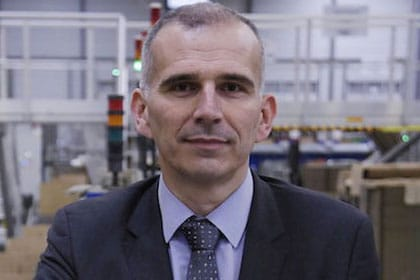 Emmanuel Grenier, PDG de Cdiscount ©Cdiscount