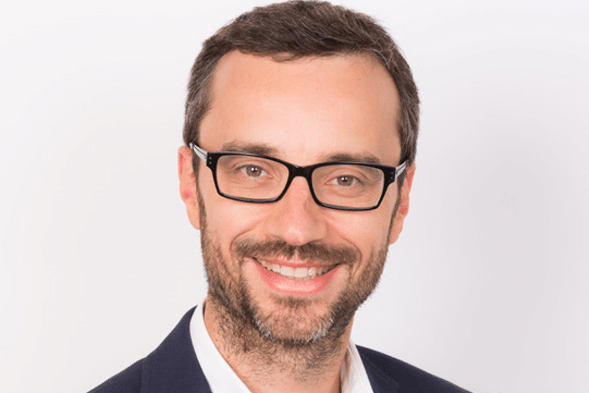 François Bourgoin, directeur vendeurs professionnels et partenariats d'eBay ©eBay