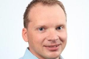 Mika Javanainen, vice-président de la gestion de produit chez M-Files Corporation ©M-Files