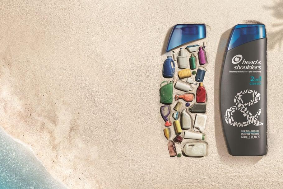 D'ici 2018, 500 millions de bouteilles de soins capillaires P&G seront fabriquées chaque année à partir de plastique recyclé. Cette innovation sera disponible en France dès cet été en édition limitée dans les magasins de l'enseigne Carrefour.
