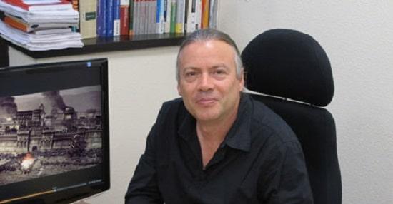 Stéphane Donikian, PDG de Golaem © Golaem