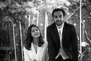 Lauren Dannay et Alexandre Assal ont abandonné tous les deux leur carrière pour fonder Whoomies. ©Whoomies