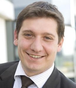 Olivier Delepine, en charge de l'activité Building à Schneider Electric.