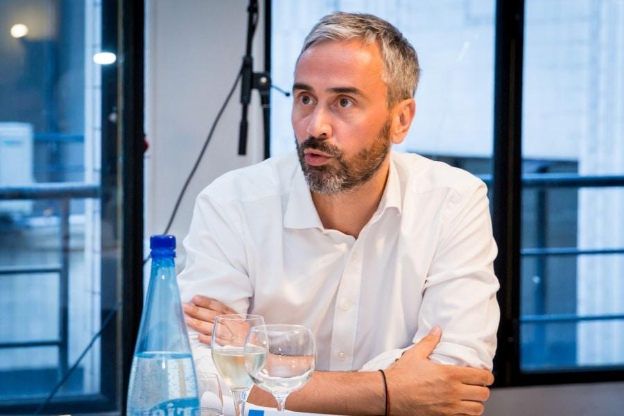 Jérôme Thiou, Axway