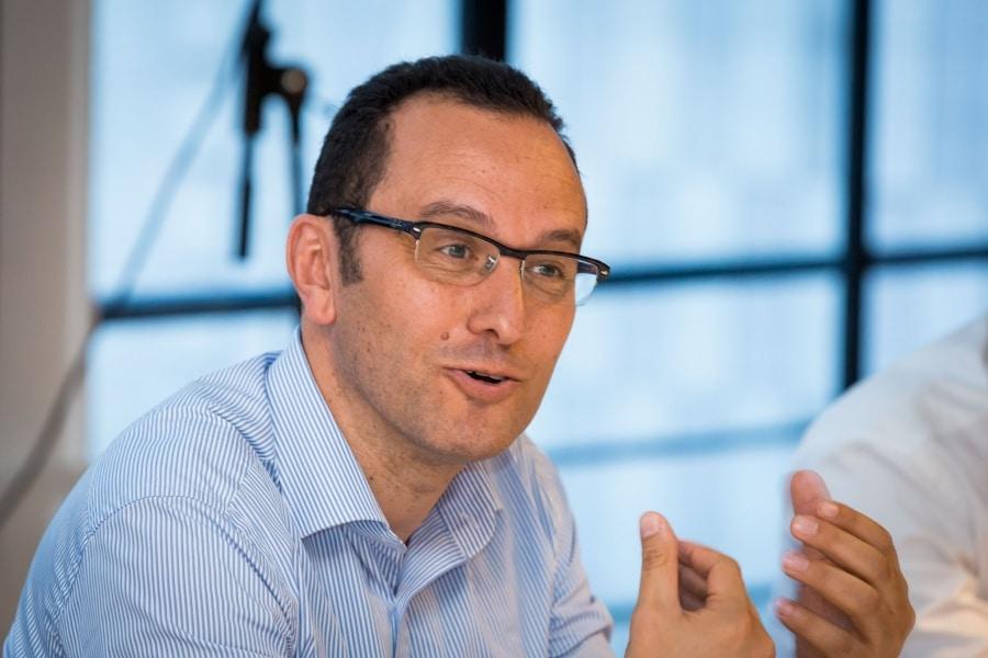 Fahim Belarbi, DSI , Vinci Energies France