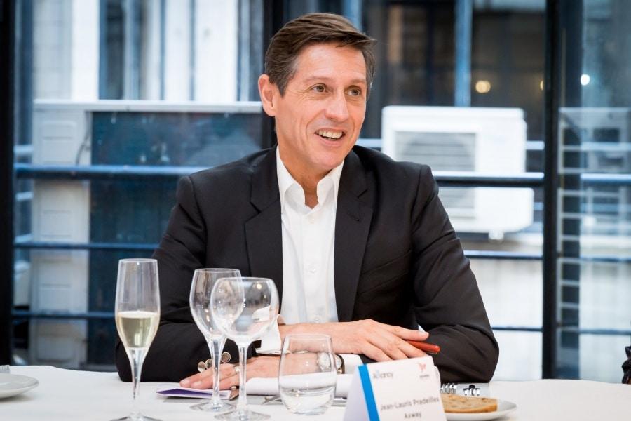 Jean-Lauris Pradelles, VP Sales et Operation, Axway