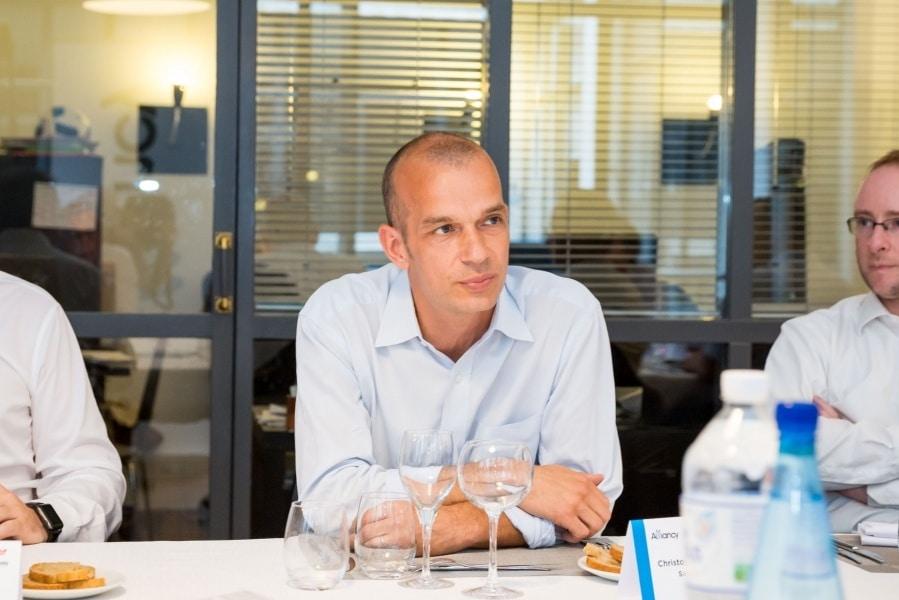 Christophe Boulaire, DSI, Sagemcom