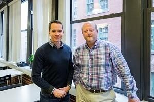 Jeremy Allaire et Sean Neville développent une activité de trading sur les actifs digitaux (crypto assets). ©Circle