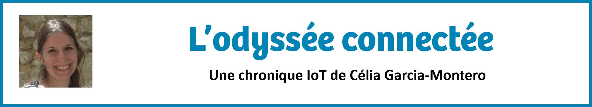 Odyssée connectée - IOT