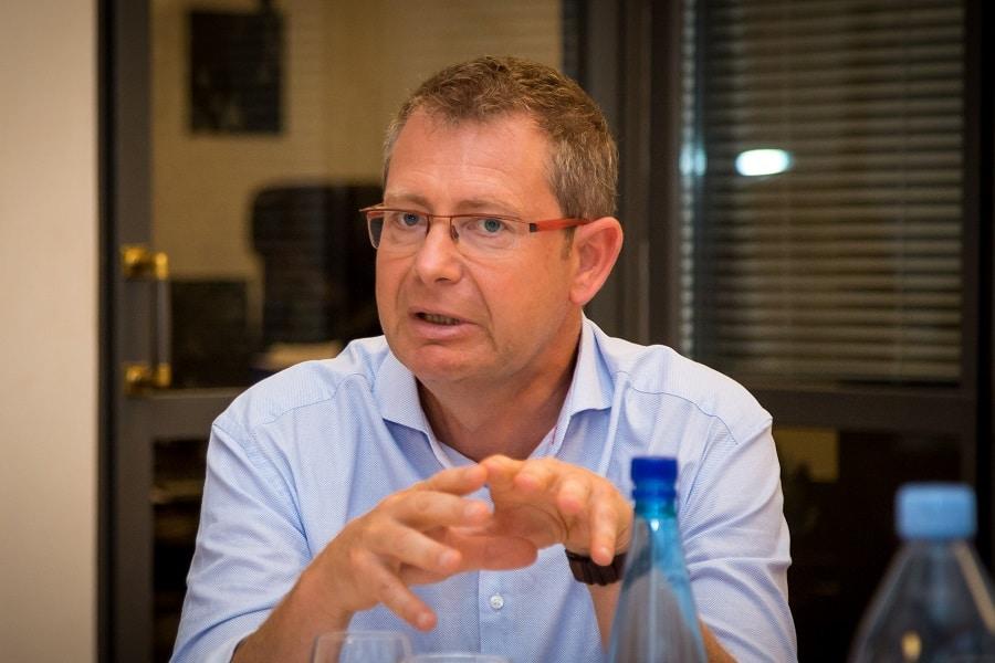 Guillaume Savornin, Directeur Général - CNPP