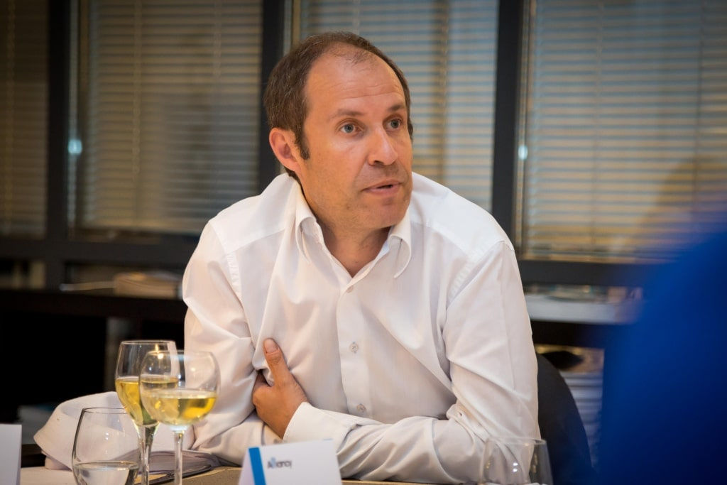 Didier Schreiber, Directeur Marketing, Europe du Sud - Zscaler
