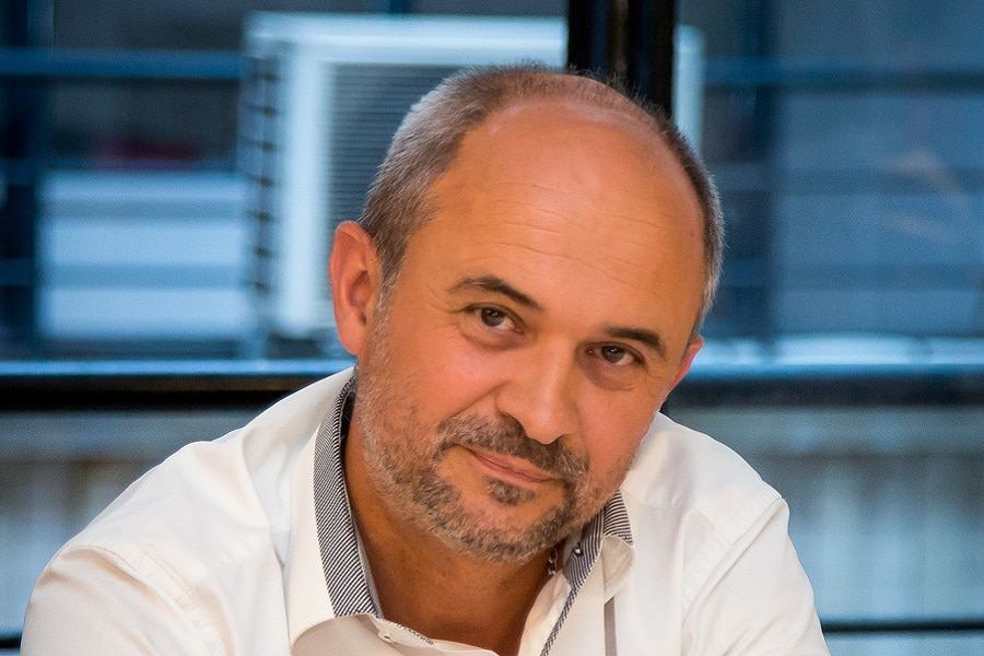 Jean-François Louapre, co-fondateur - CESIN
