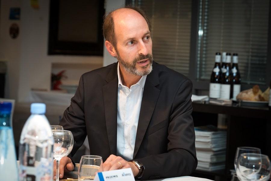 Marc Adamowicz, Directeur du digital d'Alain Afflelou
