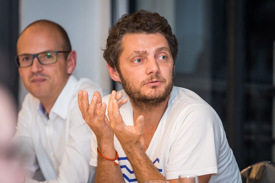Jean-Bernard Della-Chiesa,Directeur de l'innovation - Groupe Etam