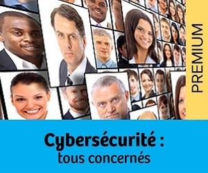 Cybersécurité : tous concernés !
