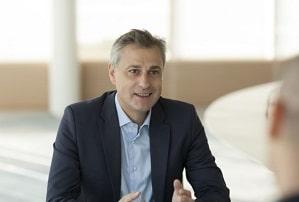 Yves Tyrode, directeur général en charge du digital à la BPCE