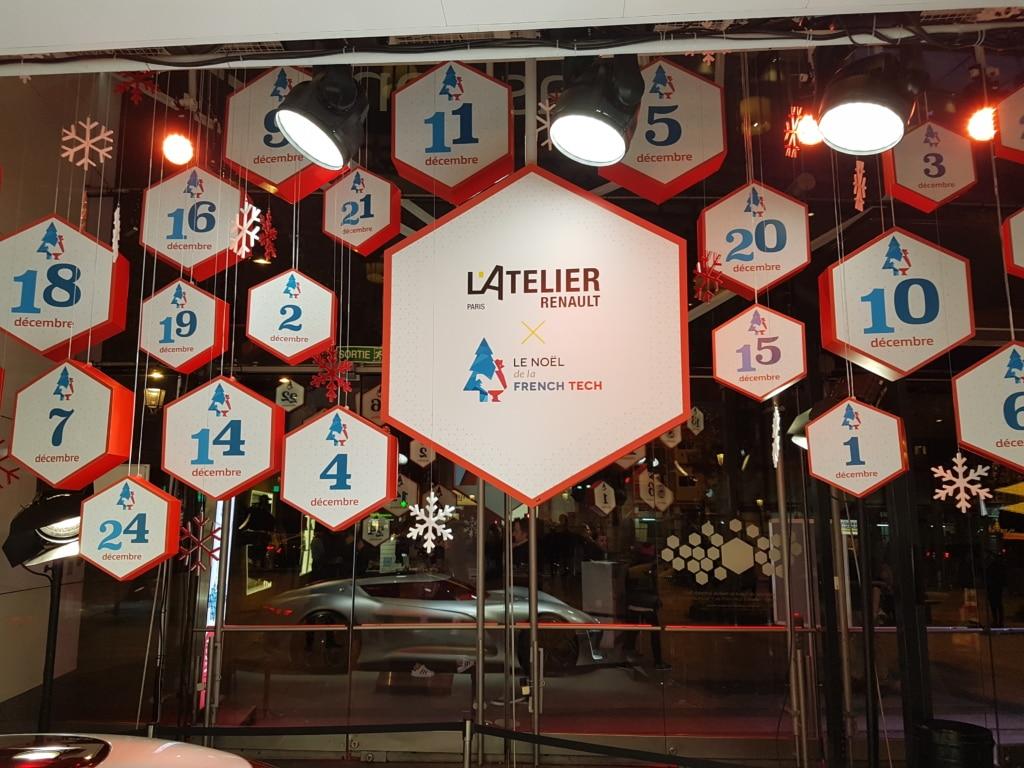 FrenchTech L'Atelier Renault, situé 53 avenue d