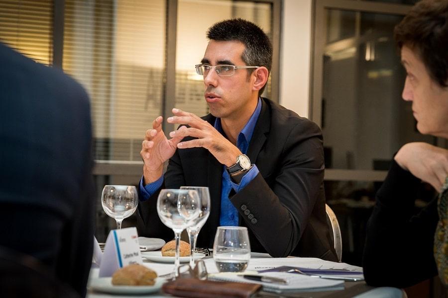 Emmanuel Bricard, Responsable des Systèmes d'information (SI) et coordinateur Industrie du futur – ELM Leblanc