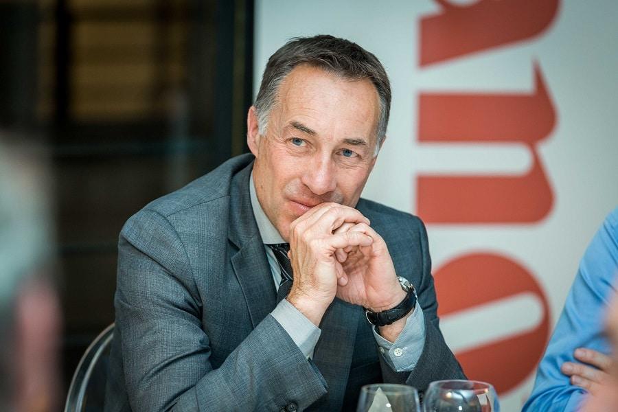 Eric Augis, Directeur du développement- Canon Business & Information Services