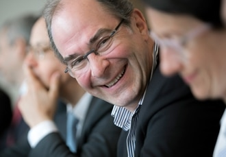 Yves Le Gélard, directeur général adjoint d'Engie en charge du digital