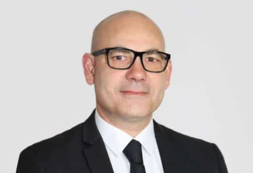 Eric Schuler, dirigeant de France Froid Développement.