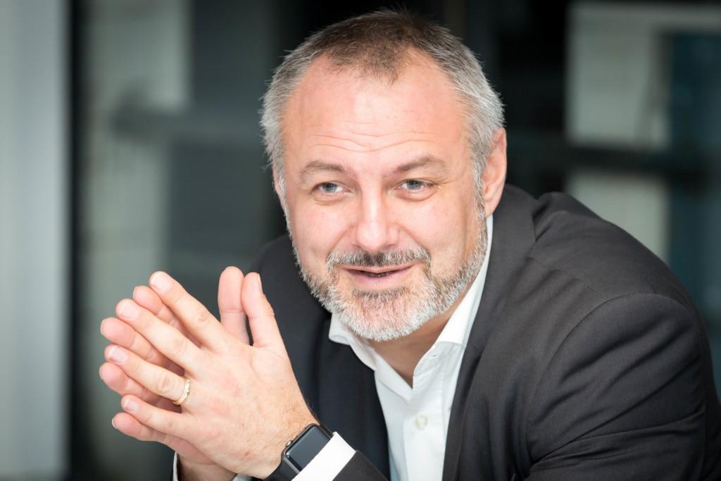Jean-Christophe Doucement, RSSI du secteur bancaire, membre du CESIN