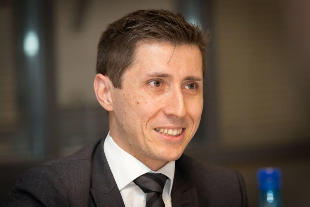 Guillaume Ors, DSIN de la mairie de Versailles et de la communauté d'agglomération de Versailles Grand Parc