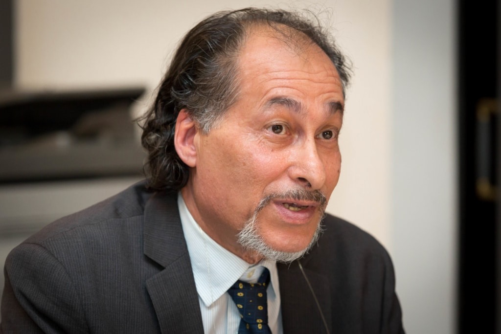 Sébastien Oueslati, responsable pôle sécurité Groupe, RSSI - Humanis
