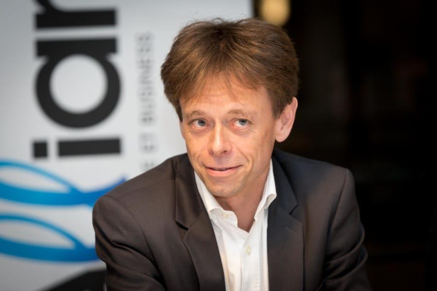Sylvain Thiry, Group IT Infrastructure CISO – Société Générale