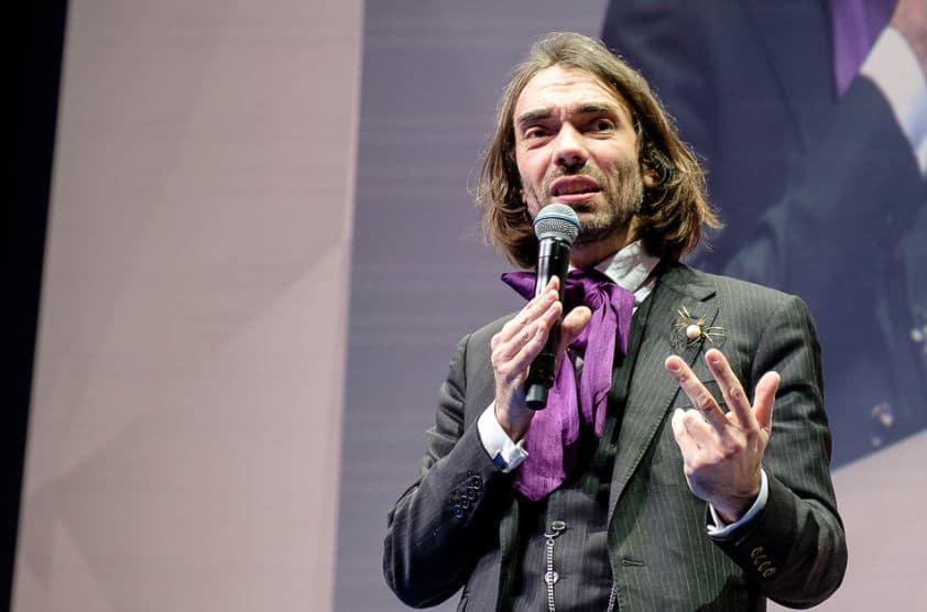 Cédric Villani, premier Vice-Président de l'Office