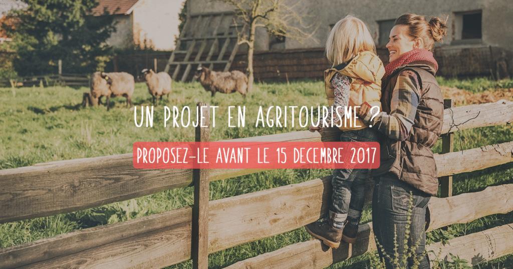 Salon de l'Agriculture  - Airbnb vise l'agrotourisme