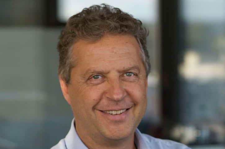 Bernard Lassus est directeur du programme Linky chez Enedis