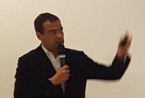 Mehdi Siné est directeur numérique et informatique de l'association de coordination technique agricole (ACTA)