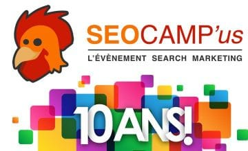SEO CAMP'US Paris :