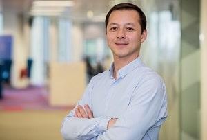 Christophe Tcheng réorganise l'infrastructure de GBT autour du big data. ©DR