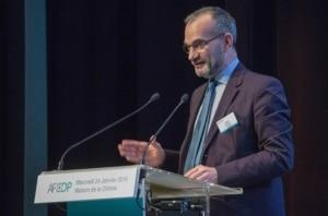 L'AFCDP est présidée par Paul-Olivier Gibert, réélu en juin 2017 (DR)