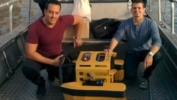 Deux petits robots français et… bien propres