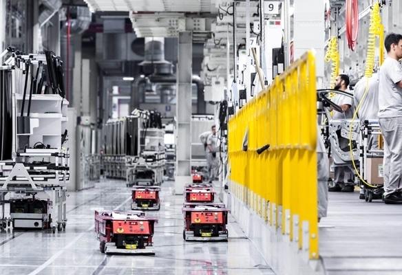 PSA porte la voix de l'usine du futur