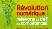 Université du Numérique 2018