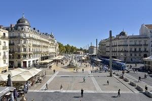 La ville de Montpellier est classée parmi celles ayant l'un des meilleurs ratio coût énergétique par habitant. ©DR