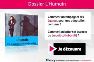 humain : clef et verrou de la transformation numérique