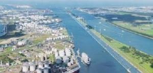 Iot - rotterdam connecte port